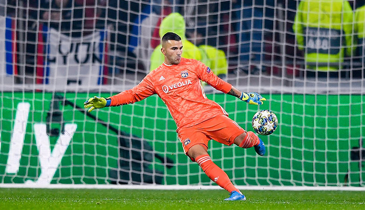 Anthony Lopes - Olympique Lyonnais Masculin