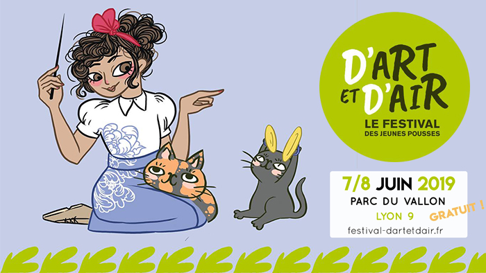 Festival D'art et D'air 2019